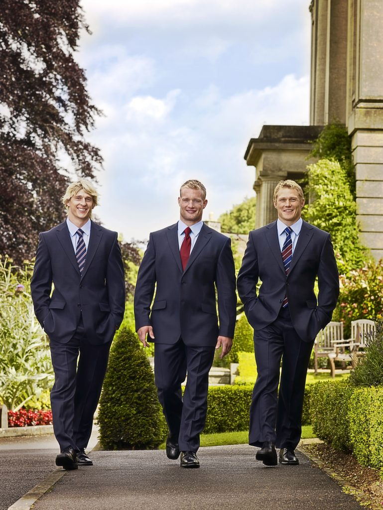 England Rugby M&S commission
