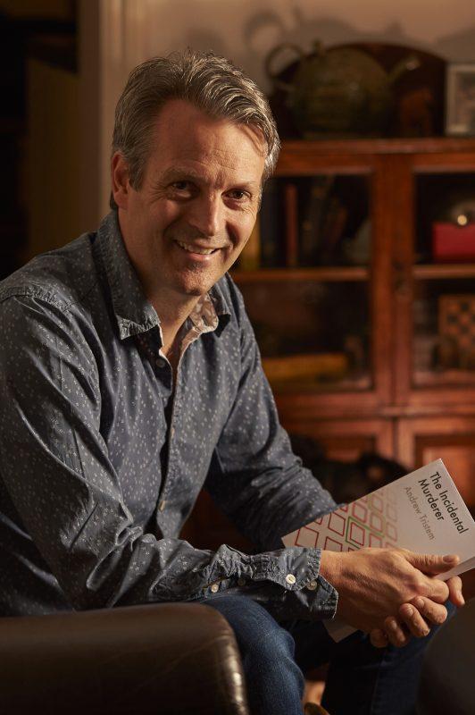 Author, Andrew Tristam.