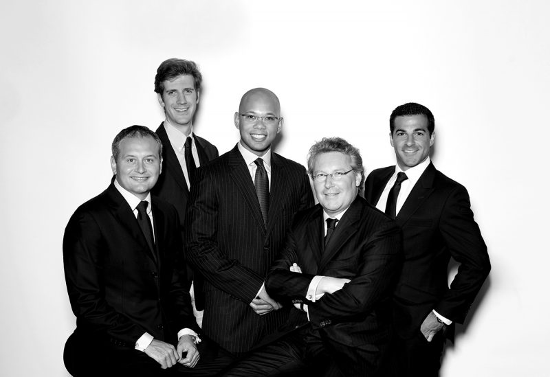 Corporate images - group shot