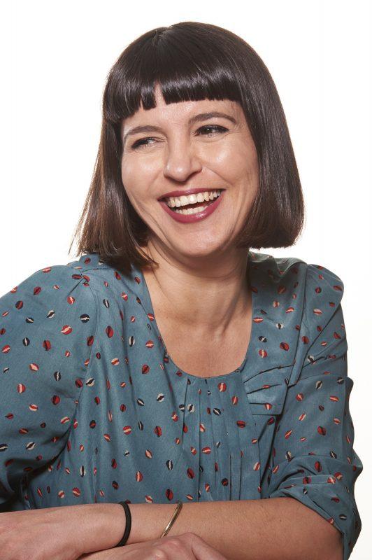 Cassie Malamdraki corporate headshot