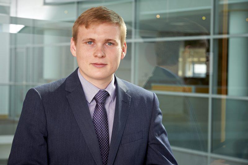 David Siddall corporate headshot for Juniper Networks